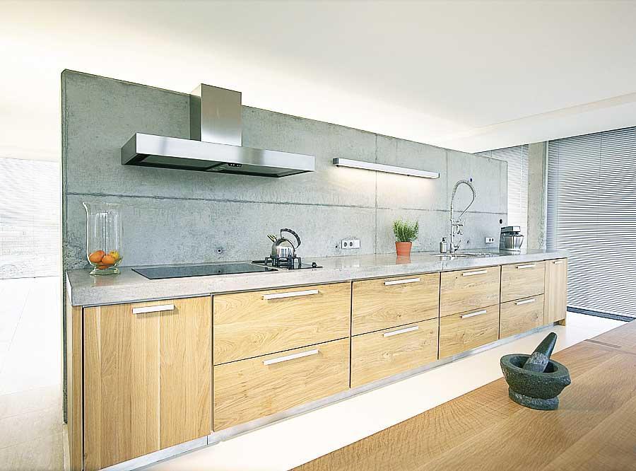 Wie verteilt man das Licht in der Küche? Beleuchtung in der Küche ...