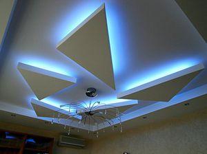Idee appartamenti con illuminazione a LED. Striscia LED all ...